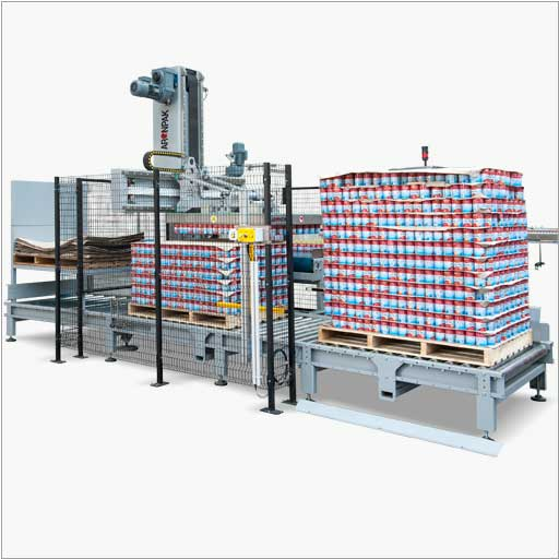 packaging depall aronpak ok